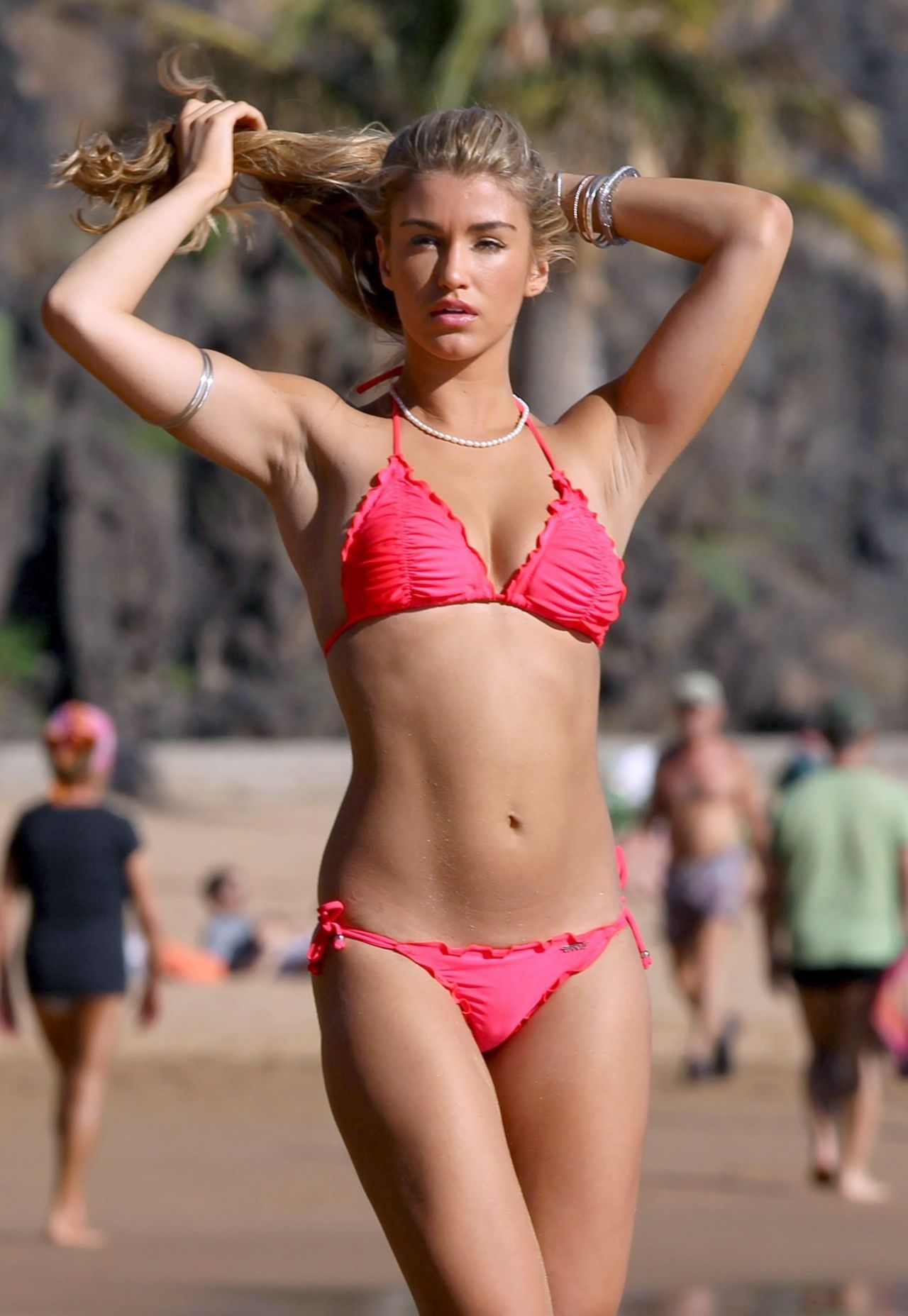 Amy Willerton butterface