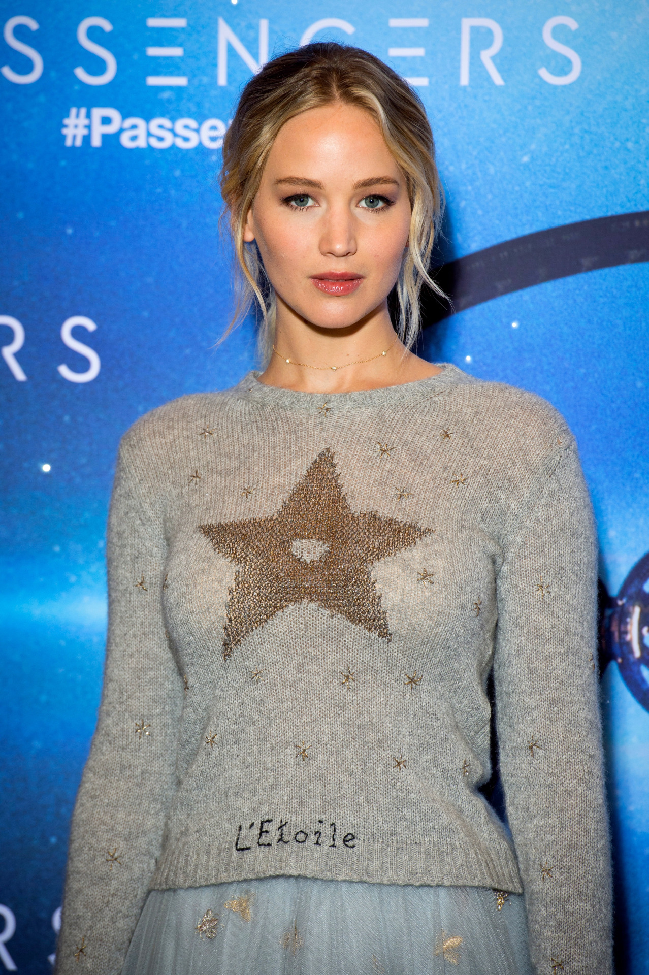 JLaw Jennifer Lawrence actress pulli Bewbs!