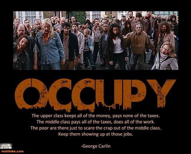zombies carlin quote