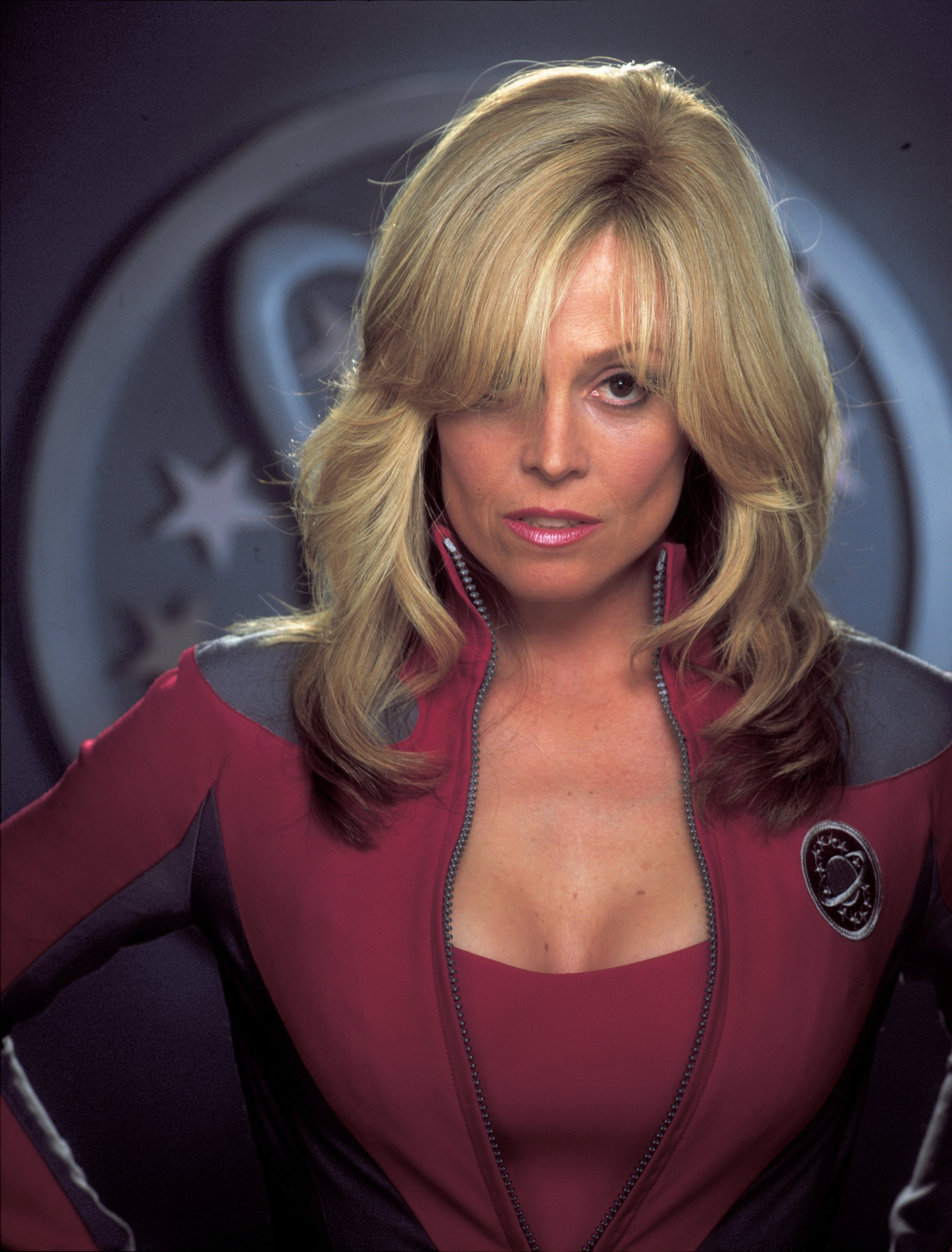 sigourney weaver actress 1999 galaxy quest BLONDE