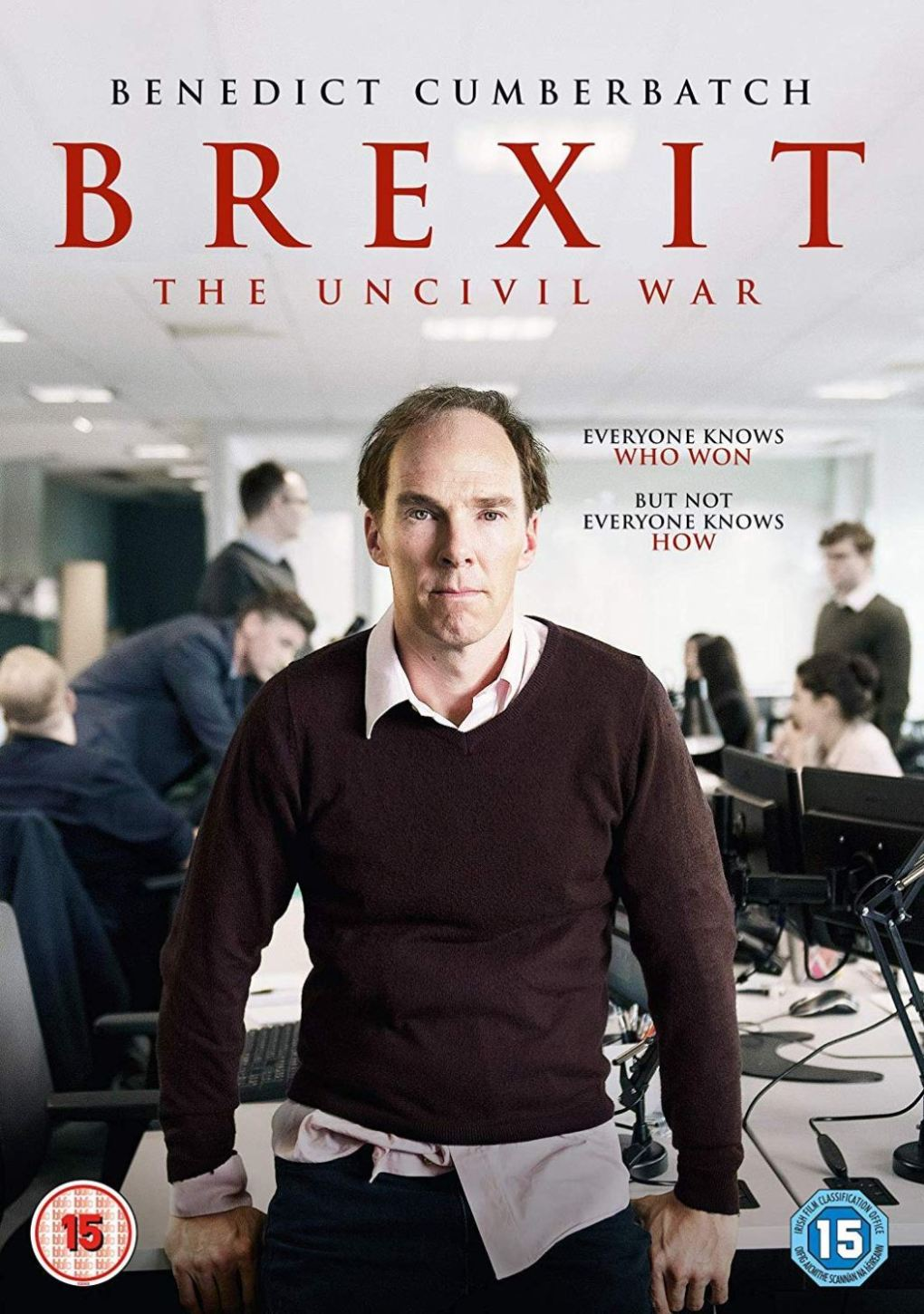 brexit film poster cumberbatch uncivilian war uncivil white supremacy ... Dominic Cummings #PUTIN johnson neoliberalism=capitalism