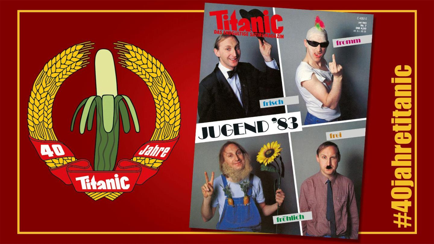 40 jahre titanic satire otto germany fck nzs