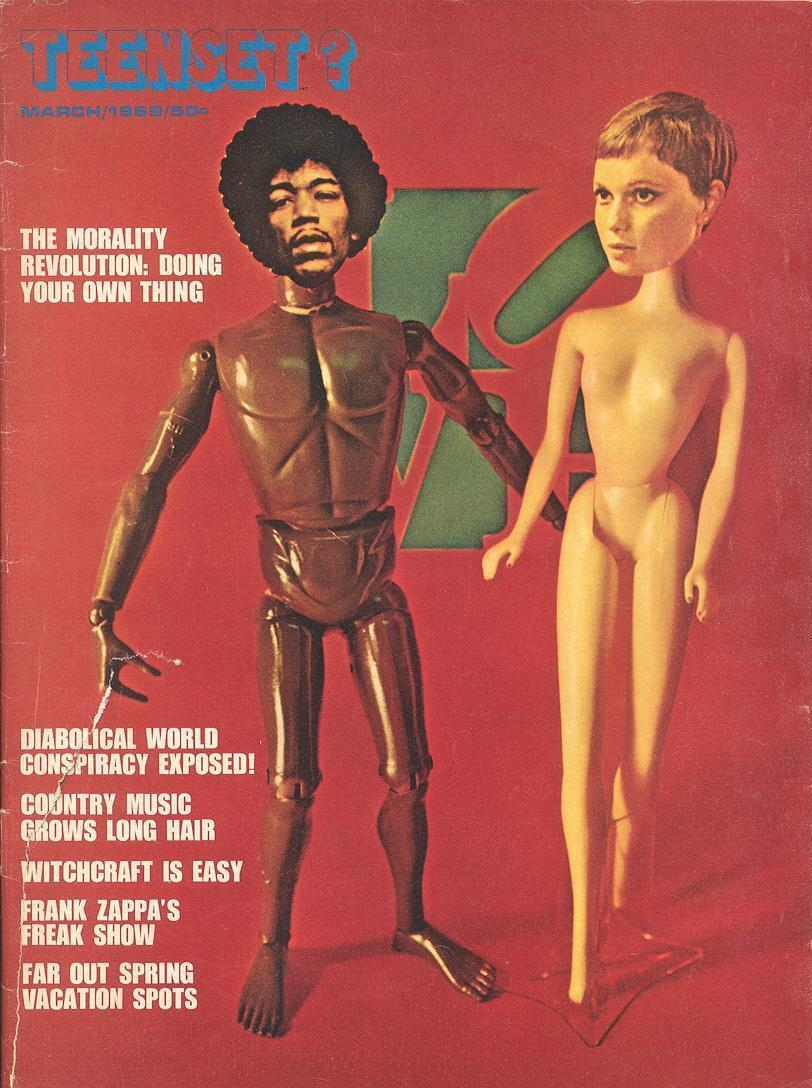 teenset cover 1969 hendrix farrow