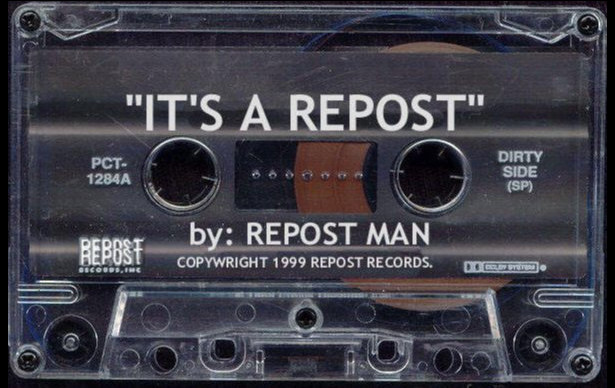 repost compact cassette edited