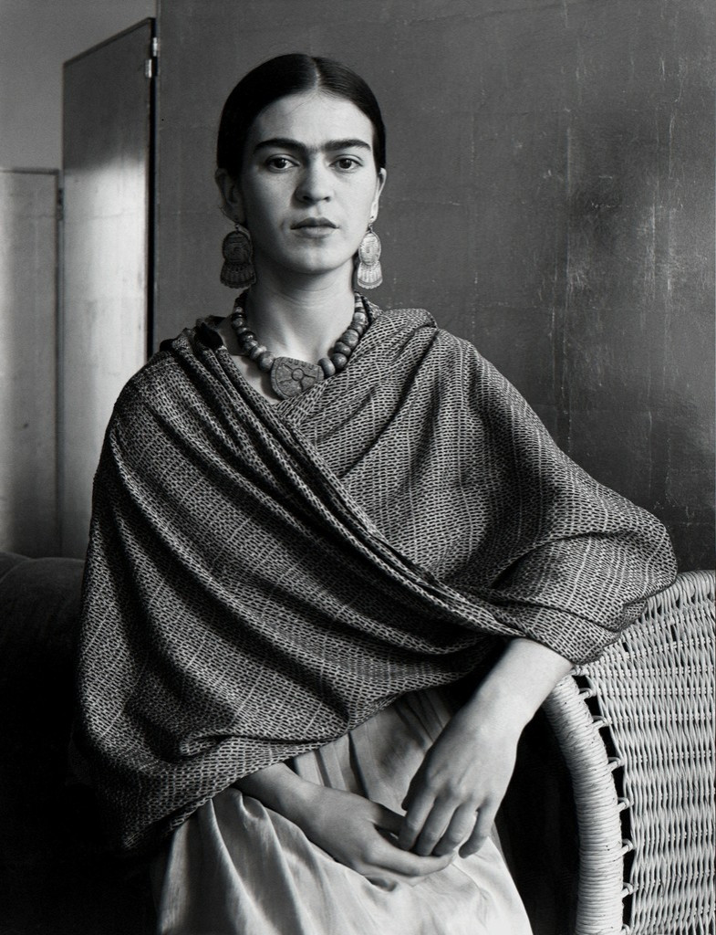 Frida Kahlo by Imogen Cunningham photography 1931