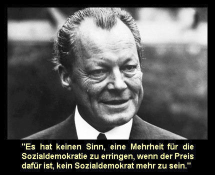 willy brandt zitat quote spd