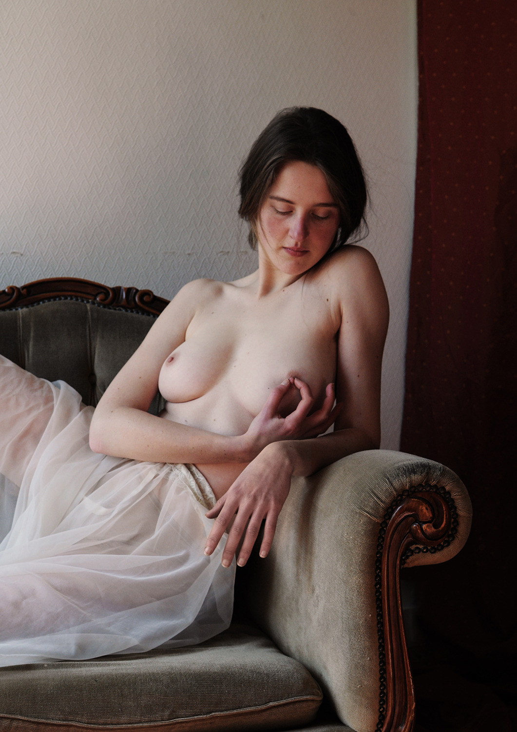 antoine-henault-photography helene topless boobs nips no bush