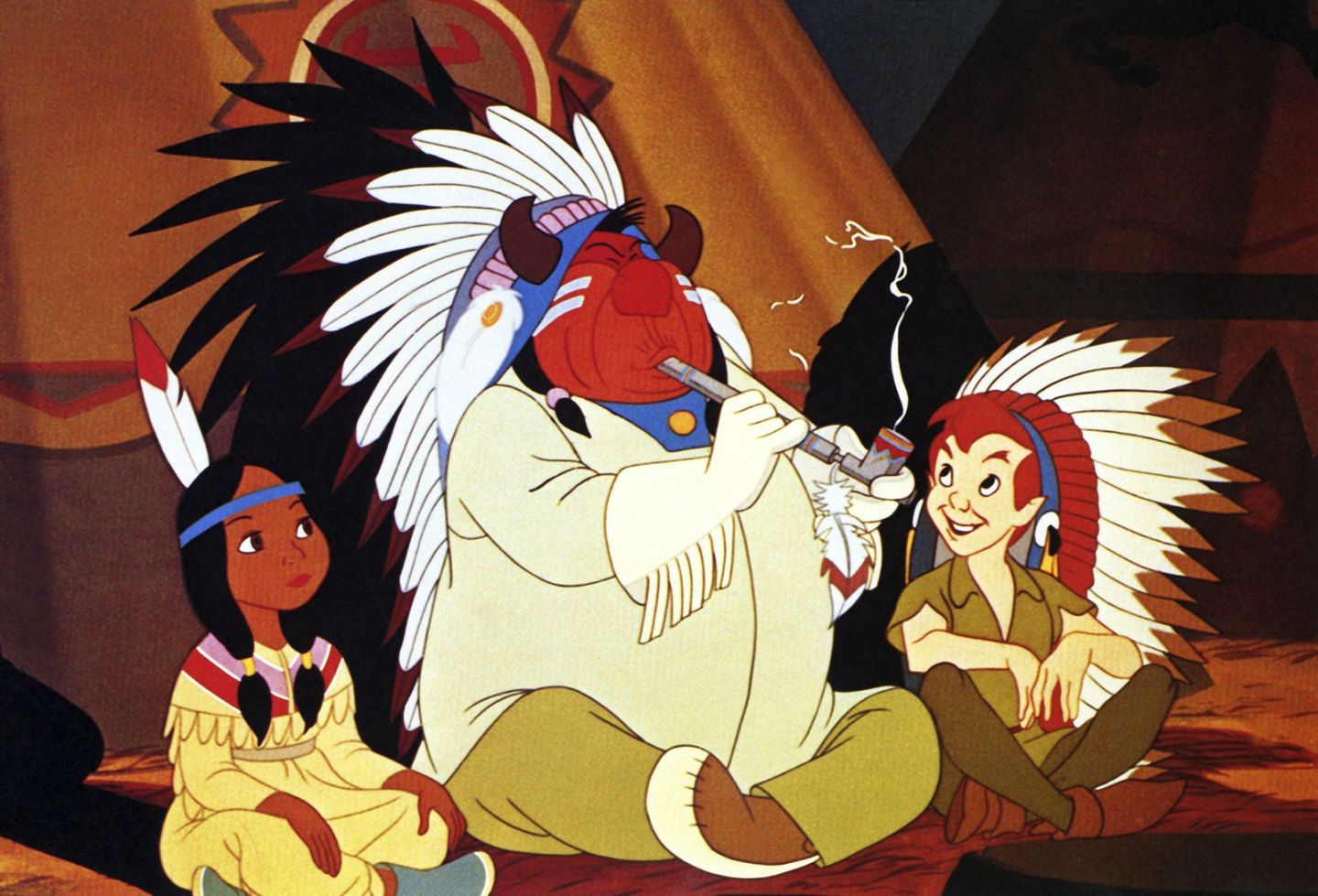 The Racist History of Peter Pan's Indian Tribe s. link