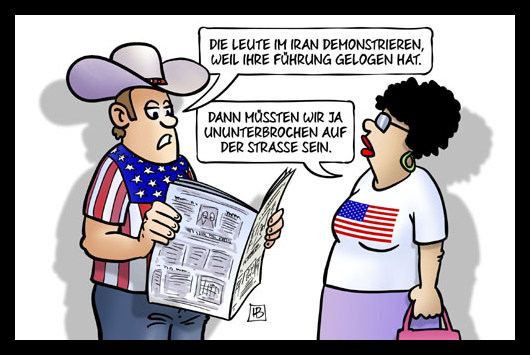 harm bengen cartoon murica iran ...