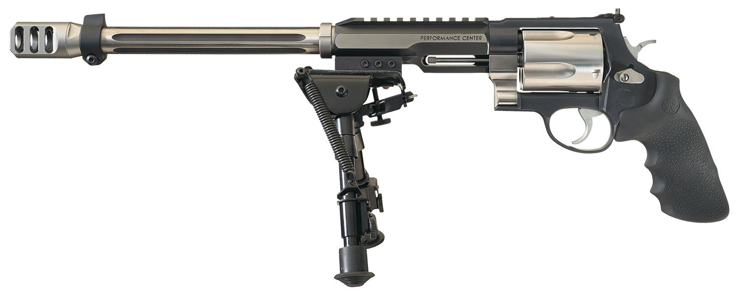 Smith & Wesson Performance Center Model 460XVR with Accessories lol #kleinerpenis < hirni < *peng!*