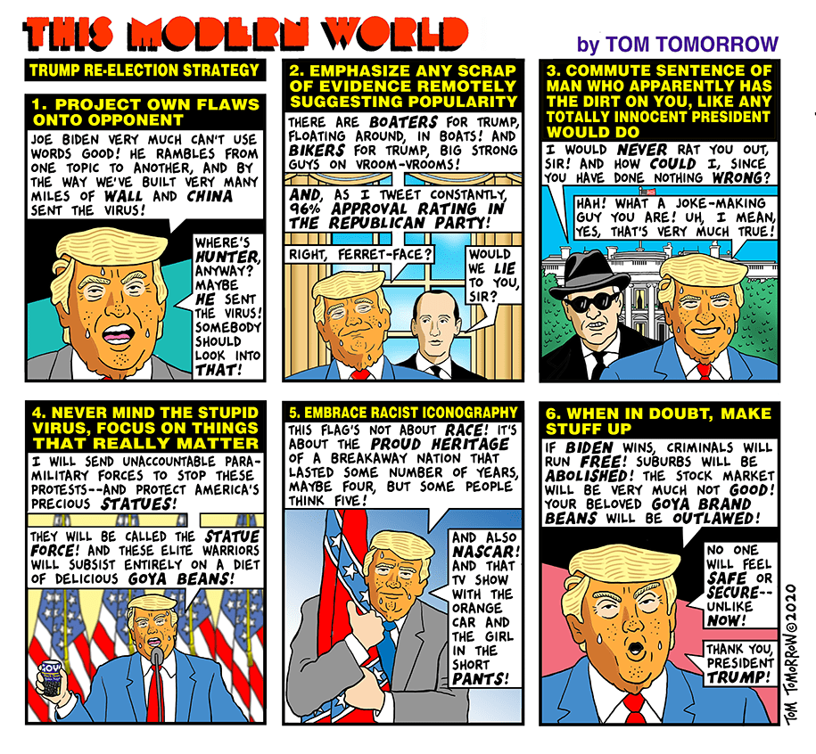 tomorrow cartoon fucktard trump murica gop - most dangerous organization in world history fascism #trump for nuthouse