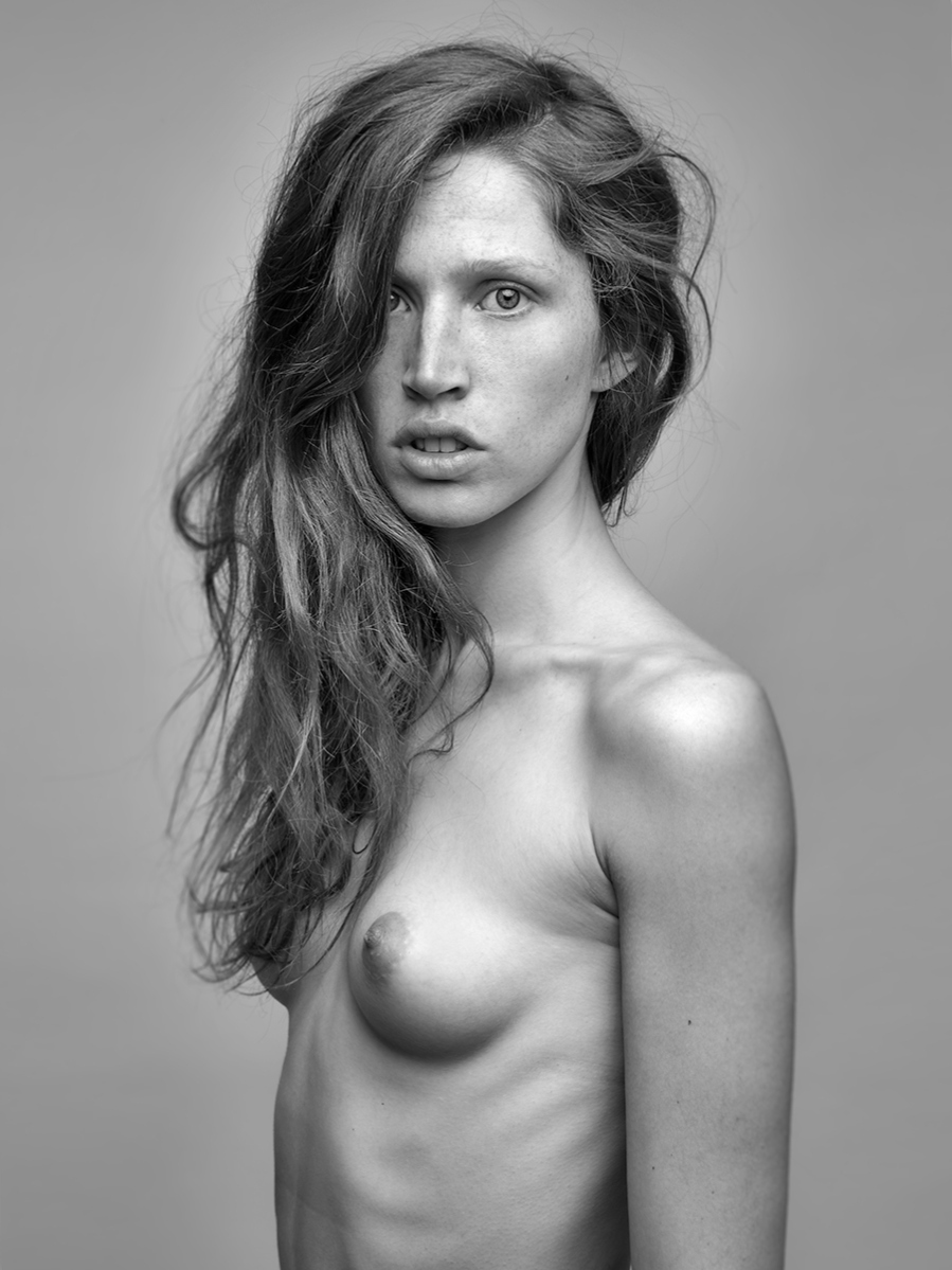 ronja topless boobs hair y jo-schwab nude photography