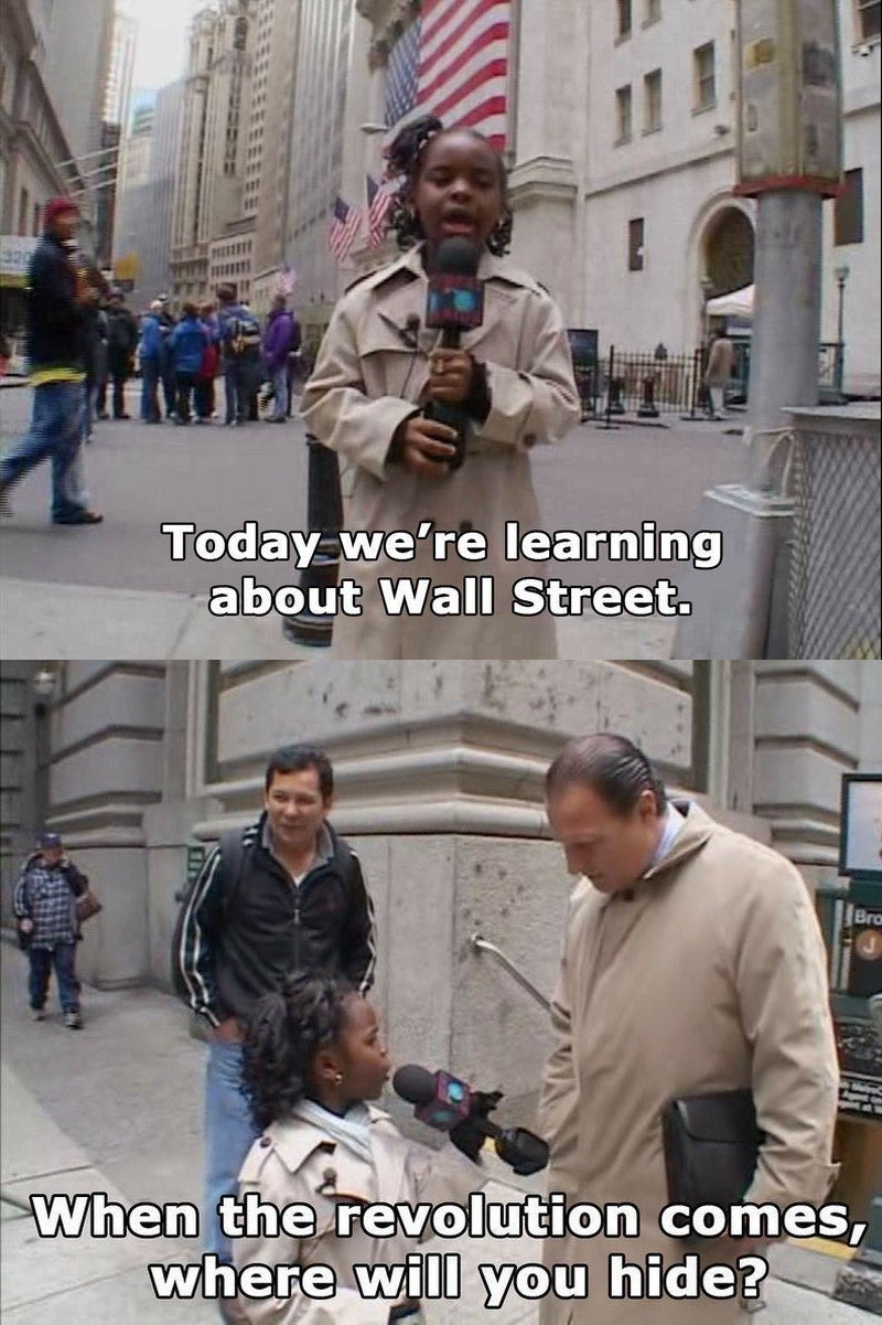 wallstreet revolution